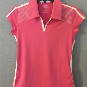 Adidas Golf Blouse Size Small